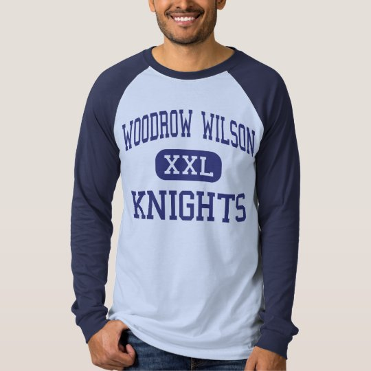 Woodrow Wilson Knights Middle Glendale T-Shirt