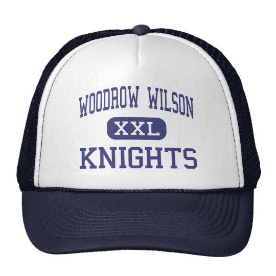 Woodrow Wilson Knights Middle Glendale Trucker Hat