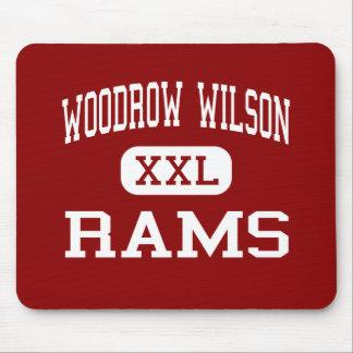 Woodrow Wilson - Rams - High - Tacoma Washington Mouse Pad