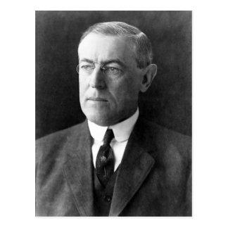 Woodrow Wilson Postales