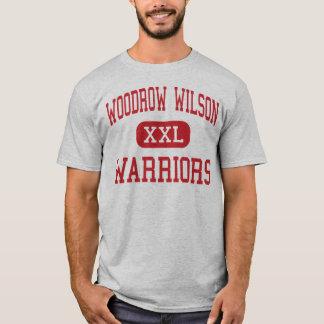 Woodrow Wilson - Warriors - Middle - Terre Haute T-Shirt