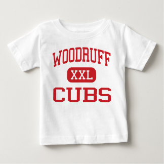 Woodruff - Cubs - Middle - Woodruff South Carolina Baby T-Shirt