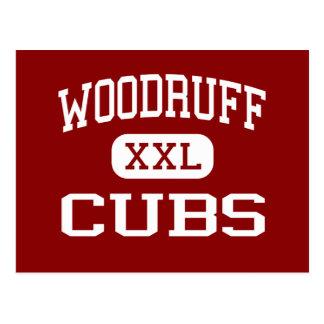 Woodruff - Cubs - Middle - Woodruff South Carolina Postcard
