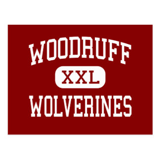 Woodruff - Wolverines - Senior - Woodruff Postcard