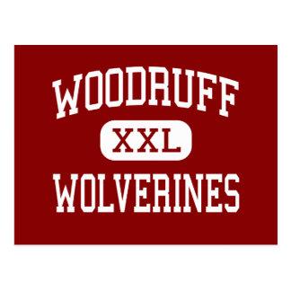 Woodruff - Wolverines - Senior - Woodruff Postcard