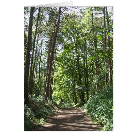 Woods Card