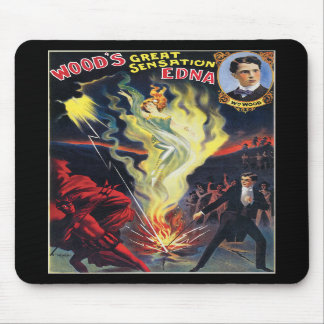 Woods Great Sensation Edna Mouse Pads