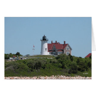 Woods Hole--thank you Card