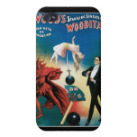 Wood's ~ Woodita Magician Vintage Magic Act Case For iPhone 4