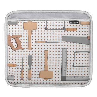 Woodshop iPad Sleeve