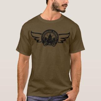 Woodside Riders (crisp black) T-Shirt