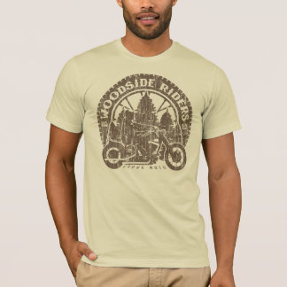 Woodside Riders (vintage taupe) T-Shirt