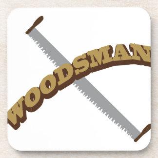 Woodsman Coaster