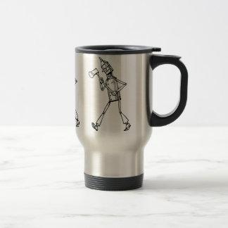 Woodsman de la lata taza