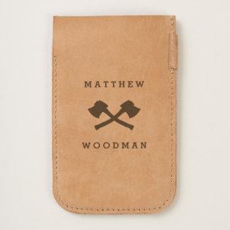 Woodsman iPhone 6/6S Case