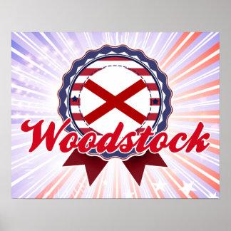 Woodstock AL Posters