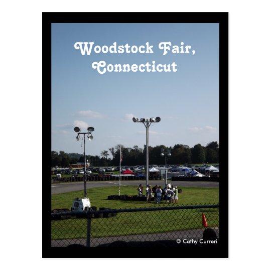 Woodstock Connecticut justo Postales