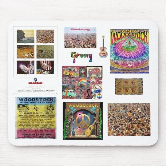 Woodstock Mousepad