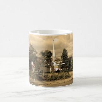 Woodstock, New York Classic White Coffee Mug