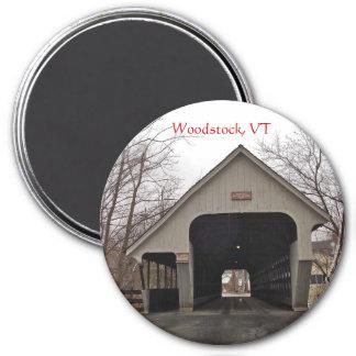 Woodstock, VT Magnet