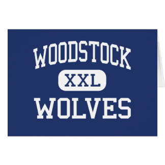 Woodstock Wolves Middle Woodstock Georgia Cards