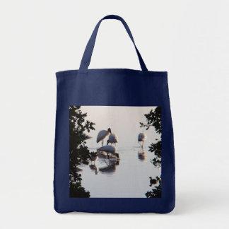 Woodstorks Tote Bag