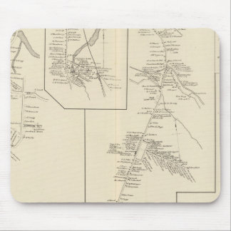 Woodsville PO Mouse Pad