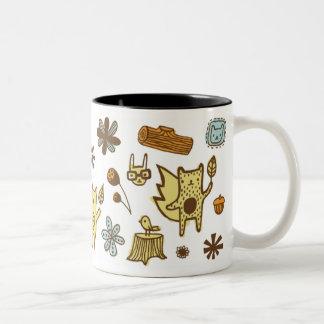 Woodsy Friends Mug