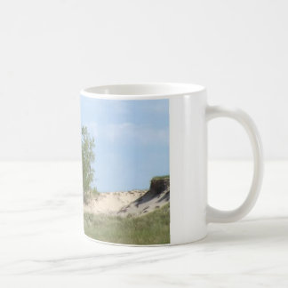 Woodsy Sand Dunes Coffee Mug