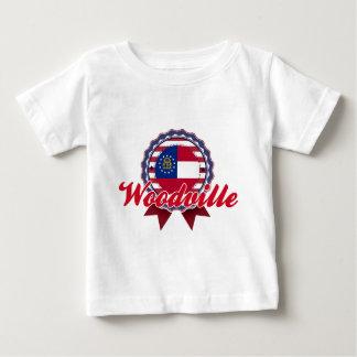 Woodville, GA Playera