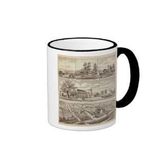 Woodville Hotel, ranches Ringer Coffee Mug