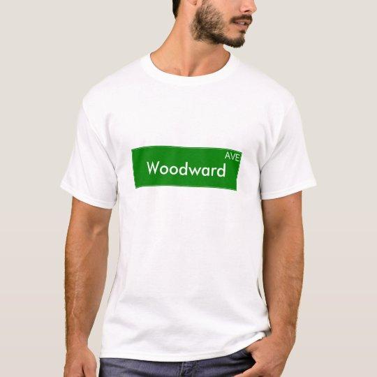 Woodward Avenue Shirt