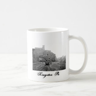 Woodward Coal Breaker Kingston Pa. Mug
