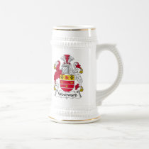 Woodward Family Crest Mug