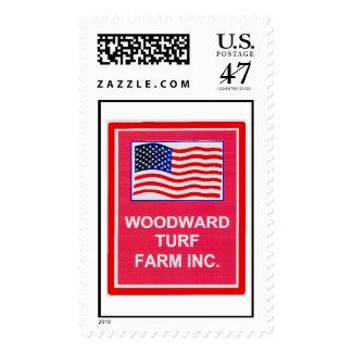 WOODWARD TURF FARM INC. POSTAGE