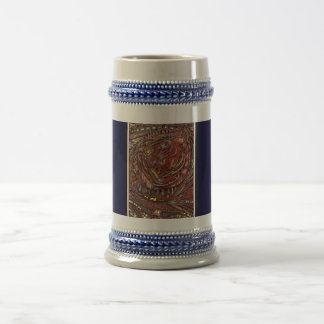 Woodwork City Beer Stein