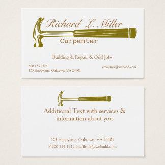 Home Builder Business Cards & Templates | Zazzle