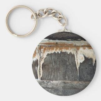woodwork keychain