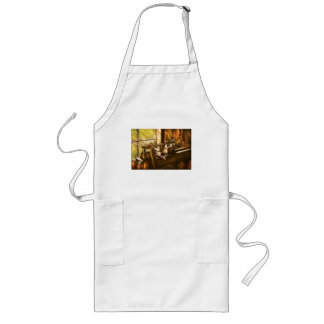 Woodworker - An Old Lathe Aprons