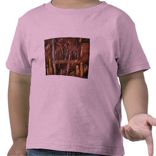 Woodworker - Old tools Tee Shirt