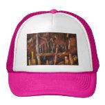 Woodworker - Old tools Trucker Hats