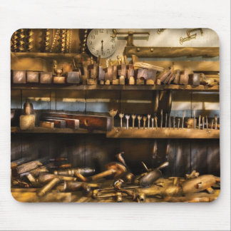 Woodworker - Planes & Augers Mouse Pad