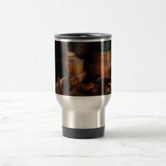 Woodworker - Shaker box shop Travel Mug