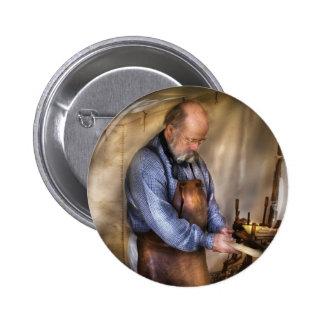 Woodworker - The Carpenter Pinback Button