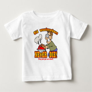 Woodworkers Baby T-Shirt