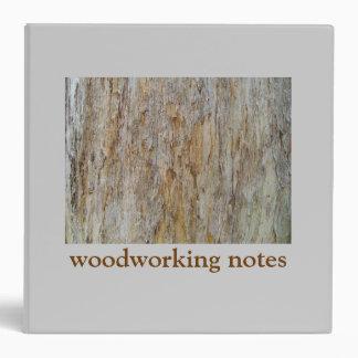 Woodworkers Binder