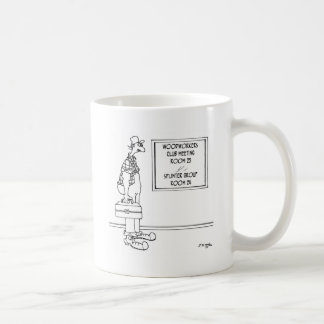 Woodworkers Splinter Group Coffee Mug
