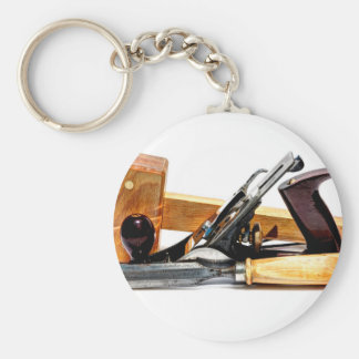Woodworking Keychain
