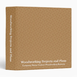 Woodworking Projects and Plans Bamboo 3 Ring Binders