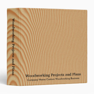 Woodworking Projects and Plans Pine 3 Ring Binder
